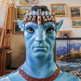 Jake Sully aus Avatar